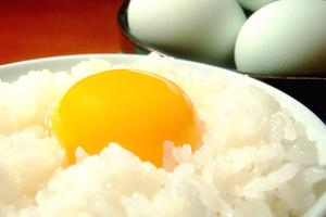 極上の卵かけご飯